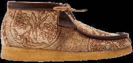Clarks Originals X Todd Snyder Wallabee Boot Men's Brown Paisley 26150255 - $272.25+