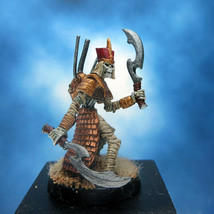 Painted Ral Partha Miniature Death Priest - $40.97