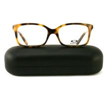 Oakley Intention Tortoise  Eyeglasses OX1130-02 Demo Lens 52 16 136 - $79.80