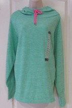 Lukka Long Sleeve Space Dye Pullover Hoodie Dew Heather Women's Sz S or XL NWT - $29.67