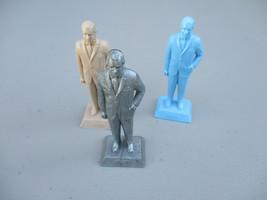 Marx President Lot 3 Nixon Recasts Soft Plastic American History   - $18.49
