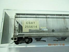 Micro-Trains Stock # 09444720  CSX/ex B&O 3- Bay Hopper CSX Family Series (N) image 2