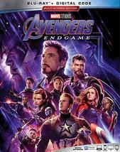 Marvel Avengers Endgame (Blu-ray + Digital, 2019)