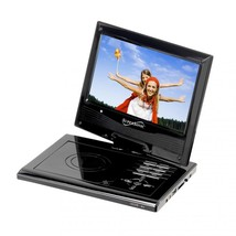 9 In Portable DVD Player with Swivel Display - $91.00