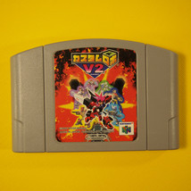 Custom Robo V2 2 (Nintendo 64 N64, 2000) Japan Import (Exclusive) - $9.83