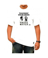 Willie Colon ORIGINAL PUERTO RICAN Gangster T-shirt - $9.49+