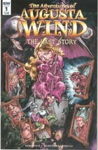 Adventures of Augusta Wind:The Last story (All 5 Issues) IDW - $22.00