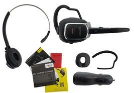 Jabra Supreme Bluetooth Wireless Mono Headset Noise Cancellation Driver%... - $59.99