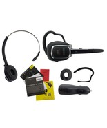 Jabra Supreme Bluetooth Wireless Mono Headset Noise Cancellation Driver%... - $59.99