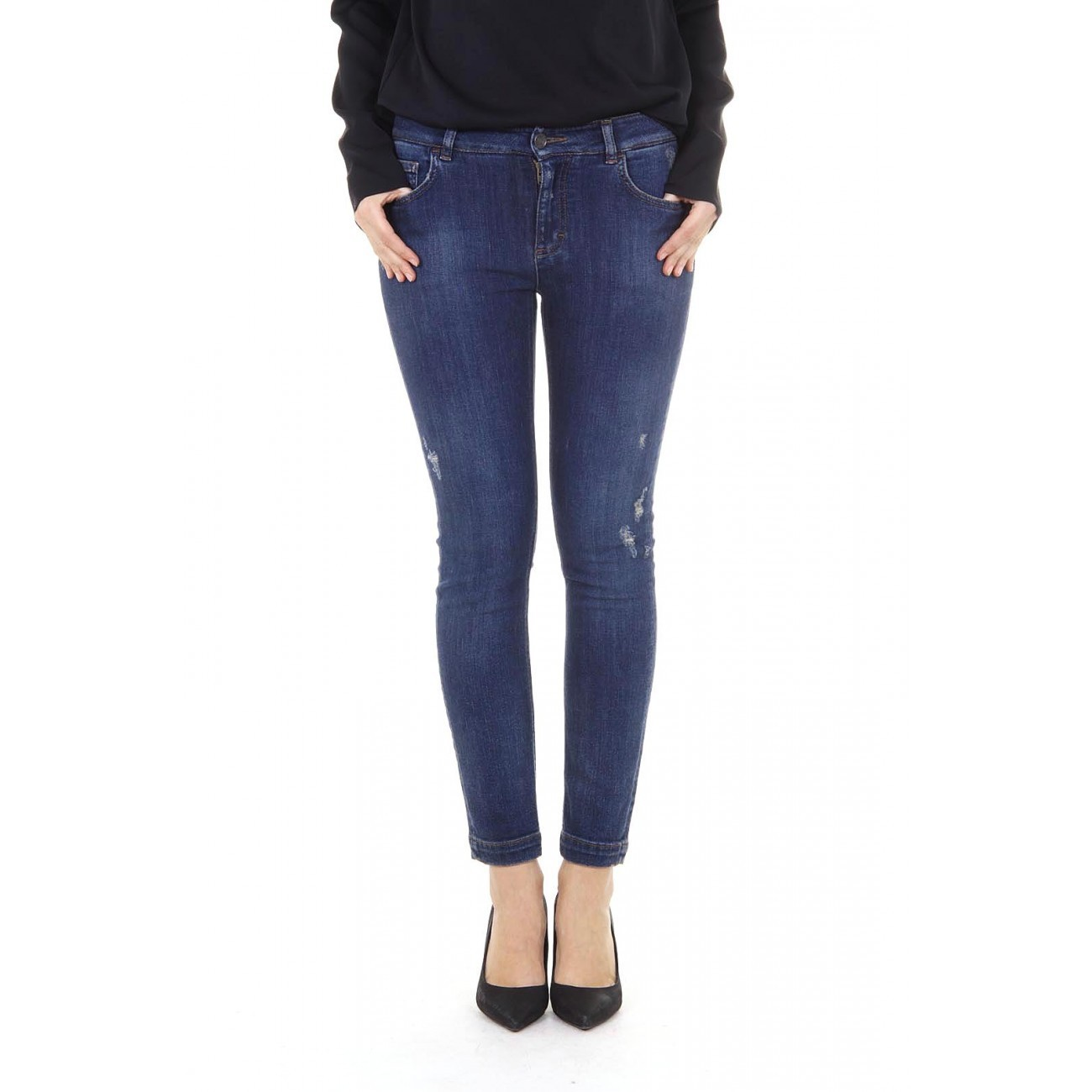 Primary image for Dolce & Gabbana ladies jeans FT43XD G874L B0065