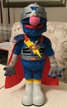 Sesame Street FLYING SUPER GROVER 2.0 - Hasbro, Talking Plush, 39995  - $30.40