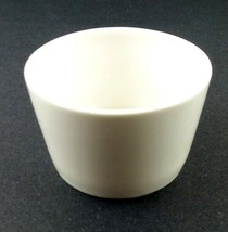 """Starbucks Round 2012 Small Tea Espresso Cup with No Handle White 2"""" tall - $10.39"""