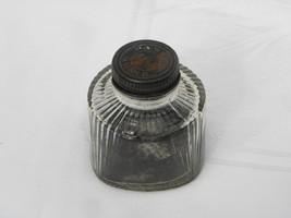 Vintage Parker Quink 2 oz. Glass Ink Bottle - $7.99