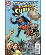 DC ADVENTURES OF SUPERMAN (1987 Series) #541 VF/NM - $0.99