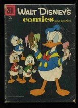 Walt Disney's Comics and Stories #214 FR 1958 Dell Carl Barks Comic Book - $2.53