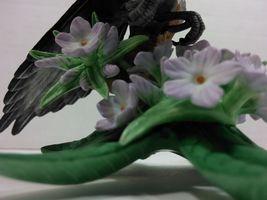 THE LENOX GARDEN BIRD COLLECTION Black Billed Magpie (Fine Porcelain 2002) image 12
