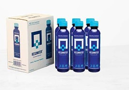 RESQWATER Proactive Recovery Enhanced Recovery Drink 8 Ounce 6 Pack Cele... - $28.44