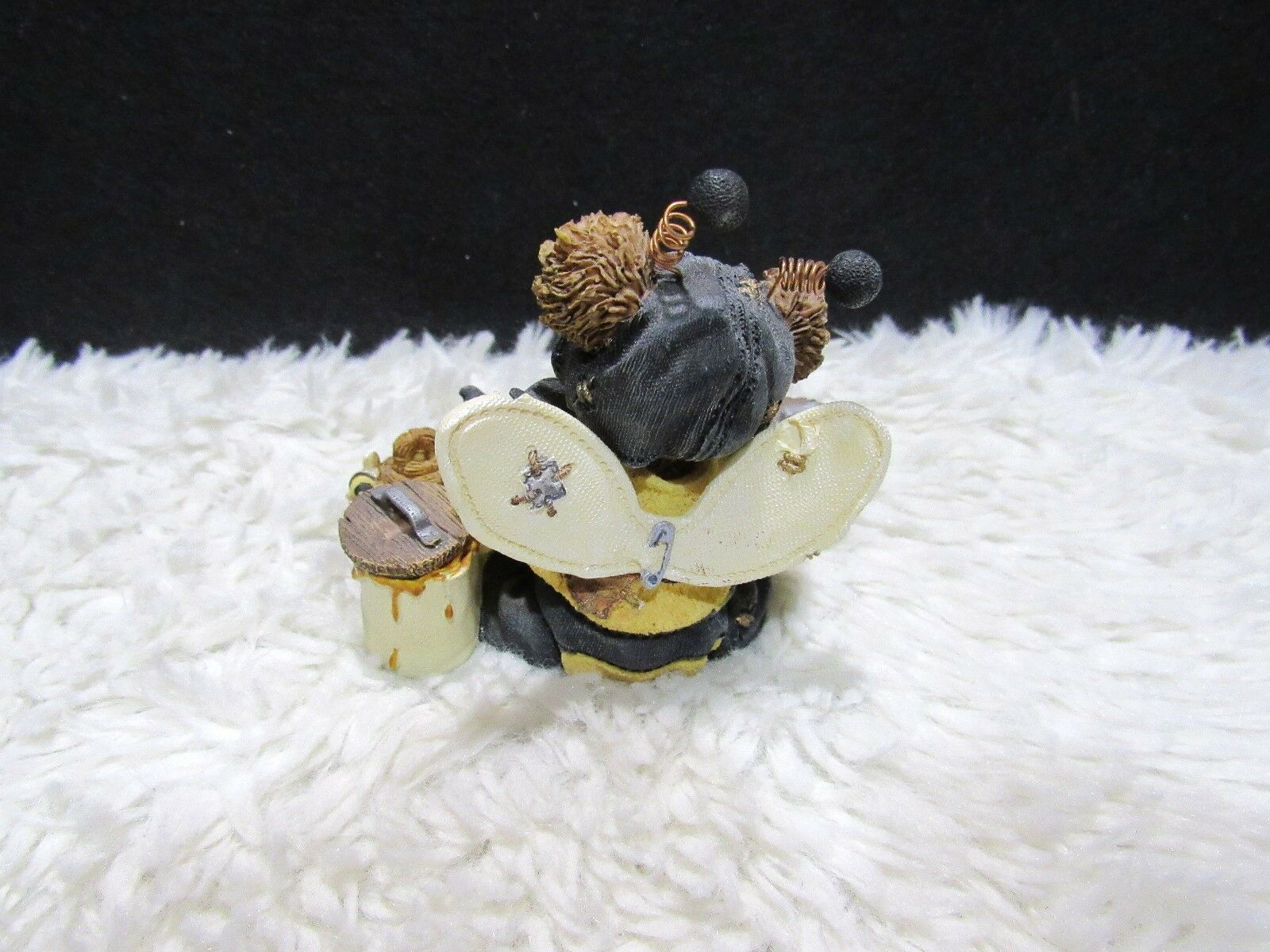 1999 Boyd's Resin Bumble B. Bee...Sweeter Style #227718 Collectible Figurine image 3