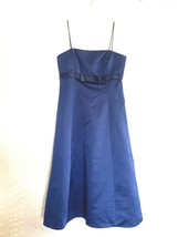 David's Bridal Blue Dress  Size 10 - $15.71