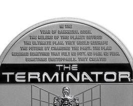 Terminator T-800 2 Oz .999 Silver Proof Round With COA & Individually Numbered image 5