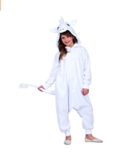 NWOT RG Costumes 'Funsies' Una The Unicorn Costume, White, Large - $19.18