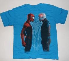 Spider-Man Boys Blue T-Shirt Size 4-5 or 18 NWT - $9.37
