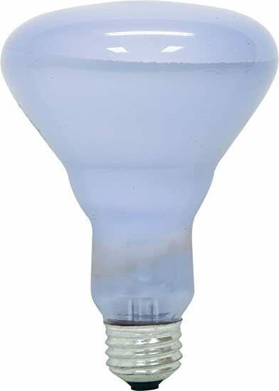 GE Reveal HD+ 65-Watt R40 Incandescent Indoor Floodlight Light Bulb 84321 NEW