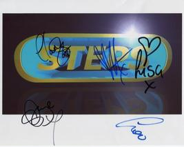 Steps (Band) FULLY SIGNED Photo + COA Lifetime Guarantee - $69.99