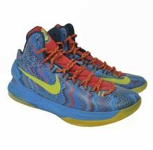 NIKE KD V Christmas Kevin Durant Sz 9.5 EU 43 Mens Basketball Shoes 5549... - $46.99