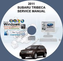 Subaru Tribeca 2011 Ultimate Factory Workshop Service Repair Manual - $15.00