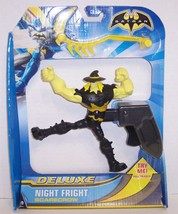 New! Batman Deluxe Night Fright Scarecrow {2940} - $10.39
