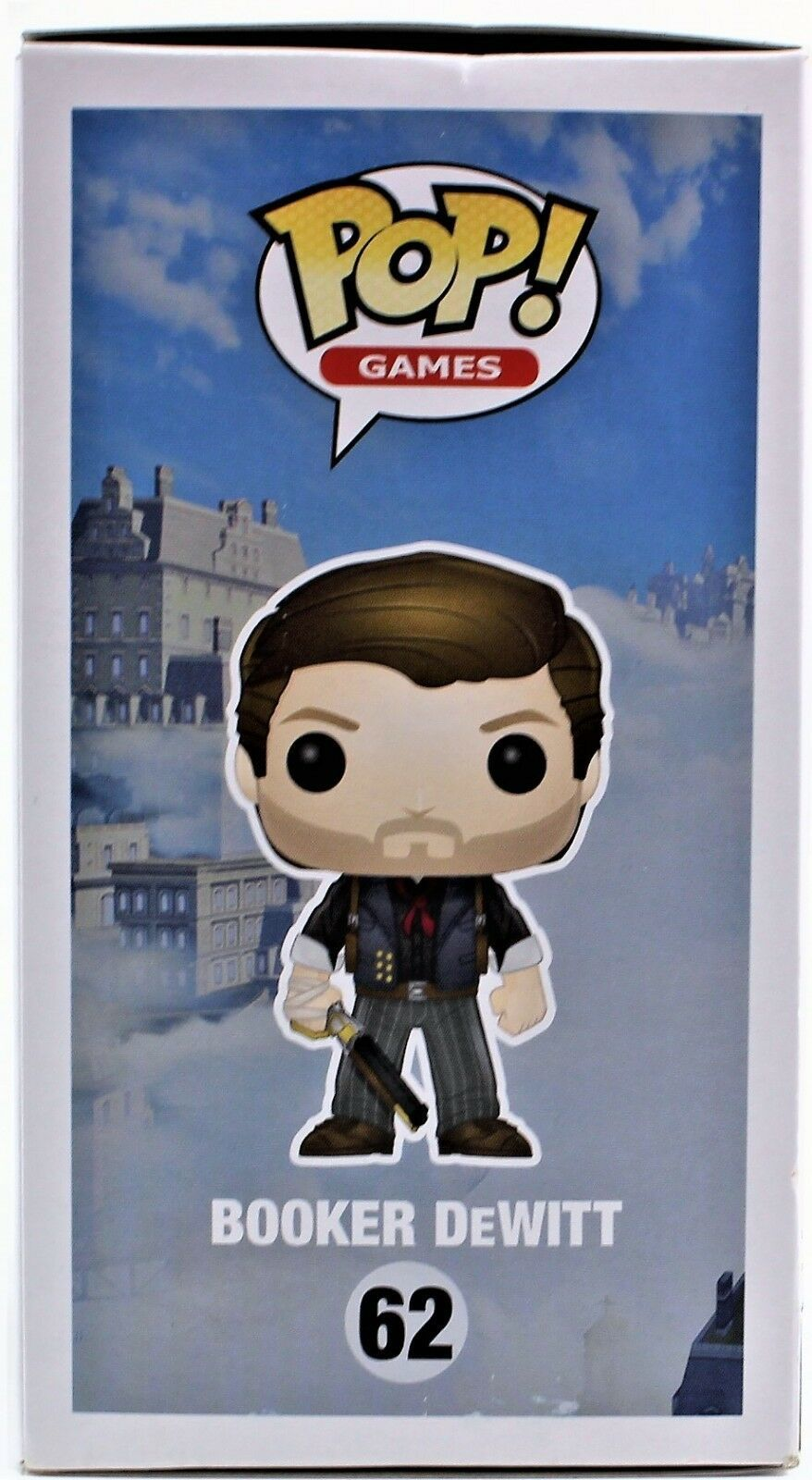 BioShock Infinite Booker DeWitt Pop! Vinyl Figure image 5