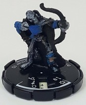 Mage Knight Dungeons 011 Skeleton Archer Blue - $4.95