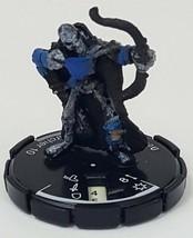 Mage Knight Dungeons 011 Skeleton Archer Blue - $4.95