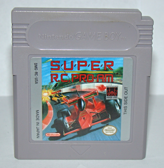 Primary image for Nintendo GAME BOY - SUPER R.C. PRO AM (Game Only)