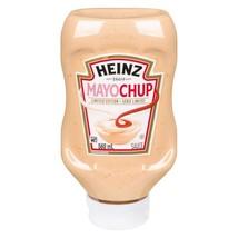 3 x Bottle Heinz Mayochup Sauce 560ml Each -ALWAYS FRESH From Canada -Fa... - $34.40