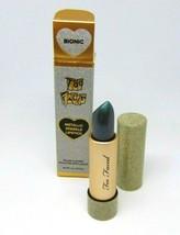 TOO FACED Metallic Sparkle Lipstick Bionic 0.10oz/3g NIB - $15.79