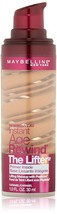 2PK Maybelline New York Instant Age Rewind The Lifter Makeup, Caramel, 1... - $13.94