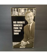 The Carson Collection 4 VHS Johnny's Favorite Moments (3 unopened 1 open... - $10.09