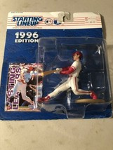 Kenner Starting Lineup 1996 Will Clark Texas Rangers, New In Box - $4.90