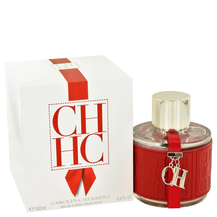 Carolina herrera ch 3.4 oz edt perfume