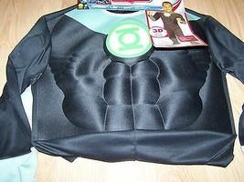 Boys Size Large 12-14 Justice League Green Lantern Halloween Costume Jum... - $28.00