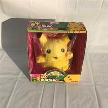 1999 TOMY Pokemon Dancing Pikachu Plush Doll Sp JAPAN Import - $98.99