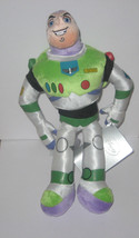 Disney Store Toy Story Buzz Lightyear 11 inch Plush. Brand New. - $12.82