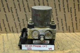 07-09 Mazda CX7 ABS Pump Control OEM 0265950567 Module 615-12E3 - $24.99