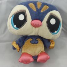 "Hasbro Littlest Pet Shop LPS Purple Sassiest Penguin 6"" Bean Tush Plush ... - $10.36"