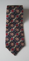 "All Silk 100% Tie Boston Traders 62"" Big & Tall Men's Cravatte - $19.34"