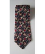 "All Silk 100% Tie Boston Traders 62"" Big & Tall Men's Cravatte - $19.34"