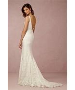 Nicole Miller Janey Women's Wedding Dress Bridal Gown SIZE 10 Ivory - $742.50