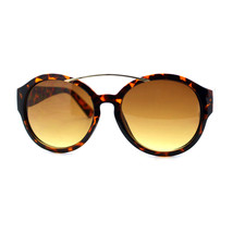 Womens Sunglasses Oversized Round Retro Hipster Fashion Shades - $7.95